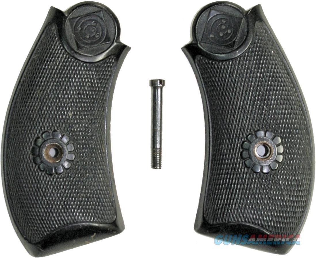 Original H&R .32 1st & 2nd Model Revolver Vintage Grips  Non-Guns > Gun Parts > Grips > Other