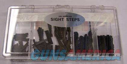 Rifle Sight Steps, 100 Assorted  Non-Guns > Miscellaneous