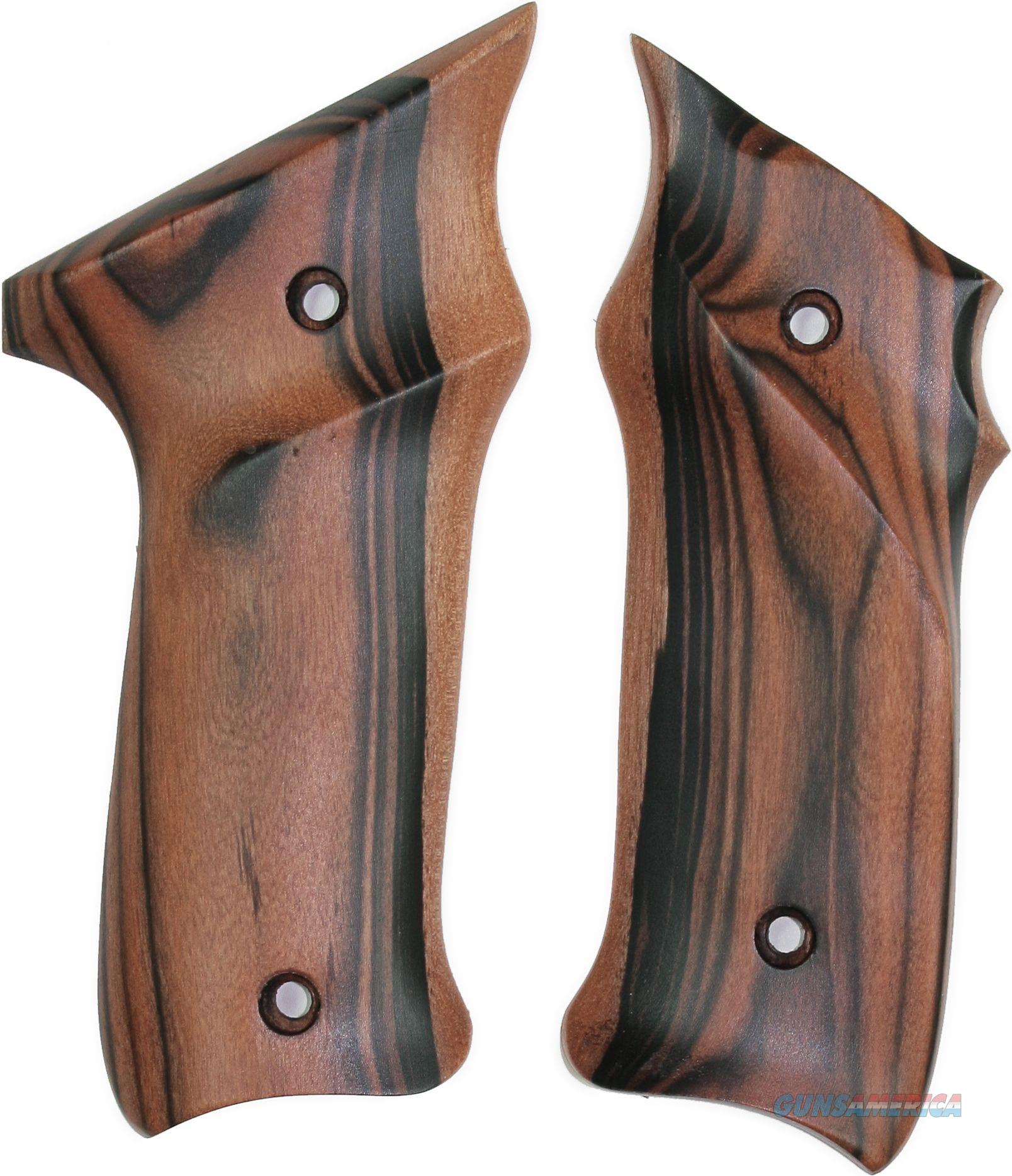 Ruger MKII .22 Auto Tigerwood Grips  Non-Guns > Gun Parts > Grips > Other