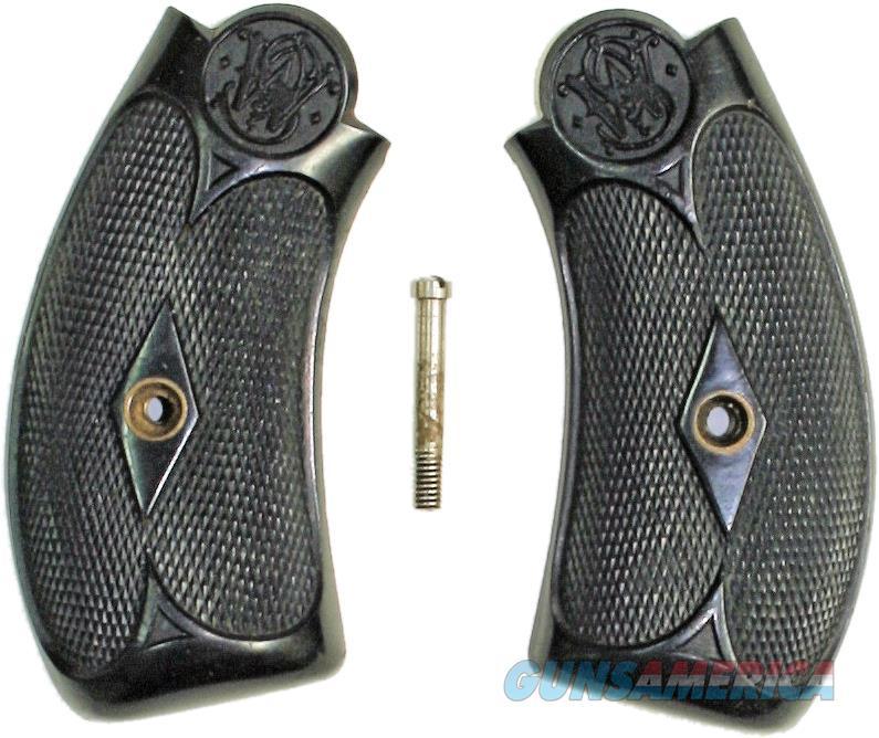 Original Smith & Wesson .32 Break Open Revolver Vintage Grips  Non-Guns > Gun Parts > Grips > Smith & Wesson