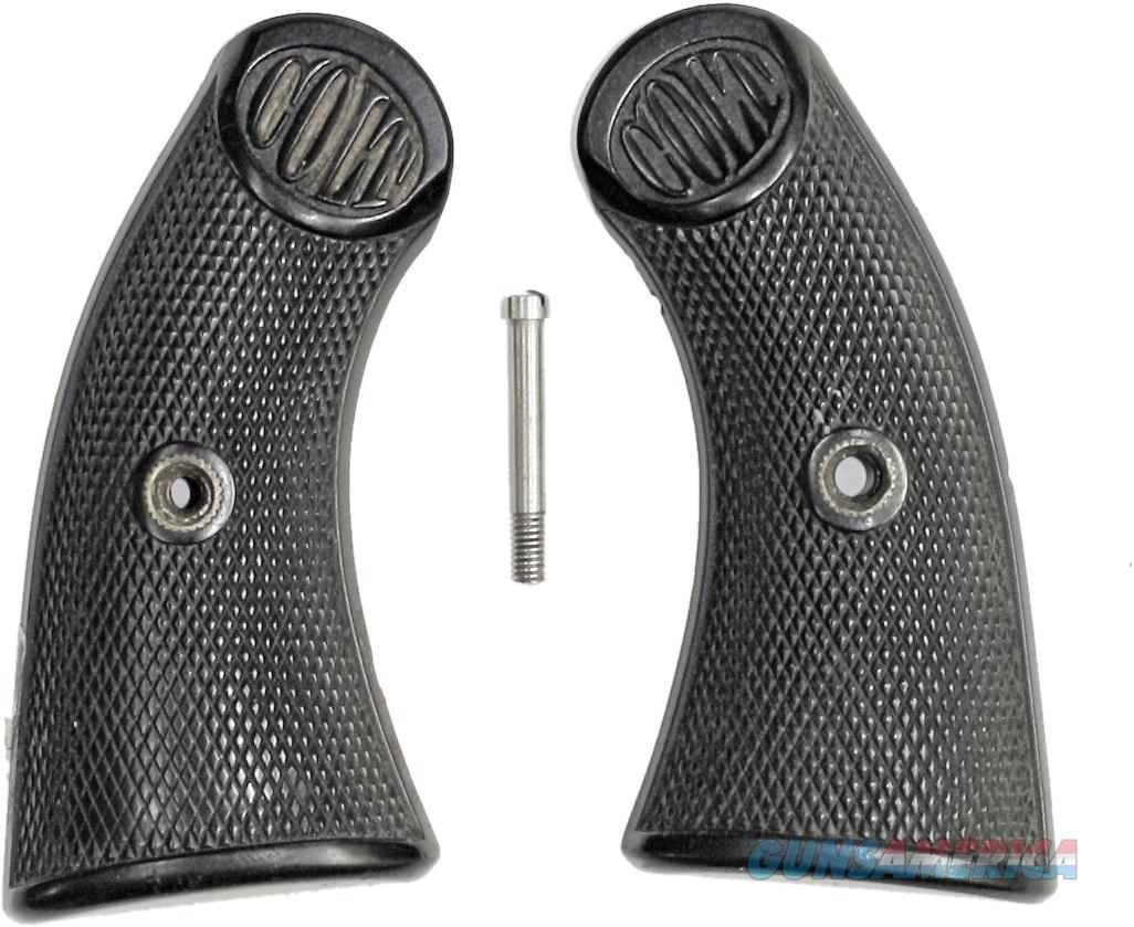 Original Colt Police Positive Revolver Vintage Grips  Non-Guns > Gun Parts > Grips > Other