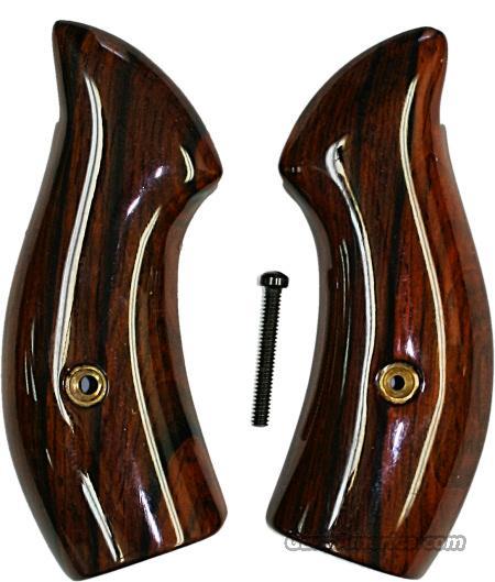 Taurus Revolver Rosewood Grips: Models 85, 85 C.H. & 85 UL  Non-Guns > Gun Parts > Grips > Other