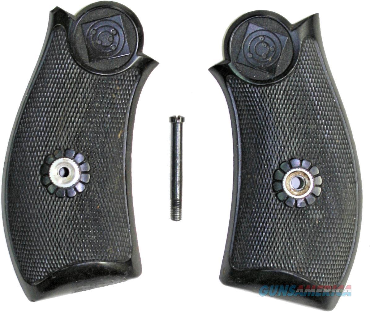 Original H&R .38 Hammerless Revolver Vintage Grips  Non-Guns > Gun Parts > Grips > Other