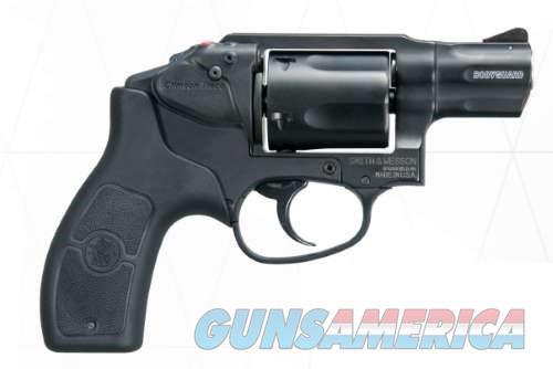 S&W Bodyguard 38SPL Revolver w/Laser  Guns > Pistols > Smith & Wesson Revolvers > Pocket Pistols