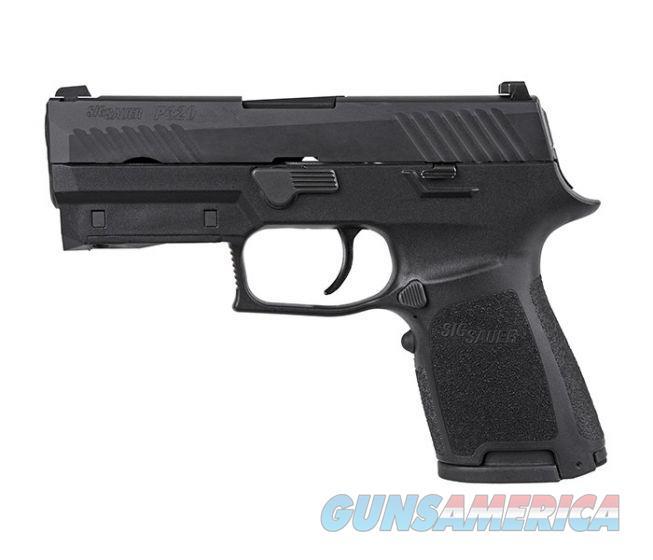 Sig Sauer LIMA P320 Compact 9MM Pistol  Guns > Pistols > Sig - Sauer/Sigarms Pistols > P320