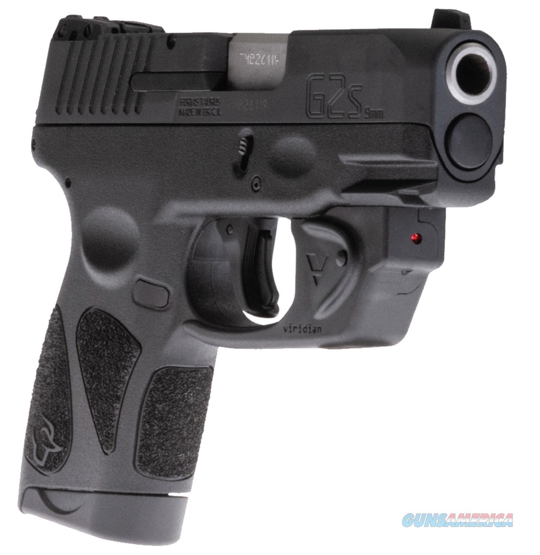 Taurus G2S 9MM Pistol with Laser  Guns > Pistols > Taurus Pistols > Semi Auto Pistols > Polymer Frame