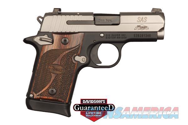 Sig Sauer P938 SAS 9MM Pistol  Guns > Pistols > Sig - Sauer/Sigarms Pistols > P938