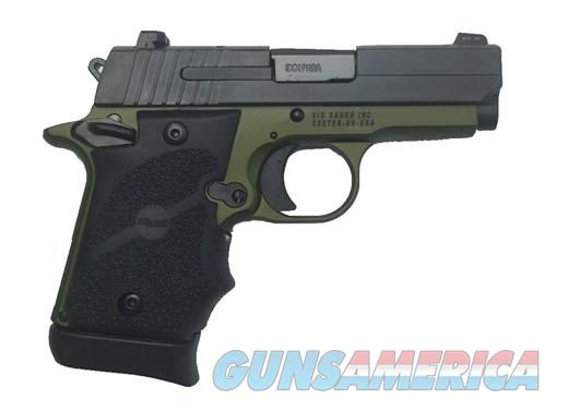 Sig Sauer Talo Edition P938 Army Edition - 9MM Pistol  Guns > Pistols > Sig - Sauer/Sigarms Pistols > Other