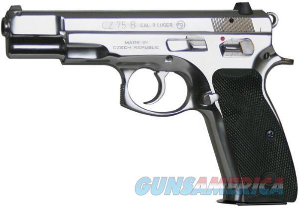 CZU 75B 9MM SS 16RD HI POLISHED  PISTOL - Clearance!  Guns > Pistols > CZ Pistols