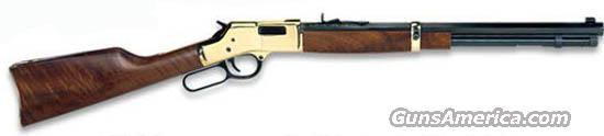 Henry Big Boy 357 Magnum Lever Action Rifle  Guns > Rifles > Henry Rifle Company