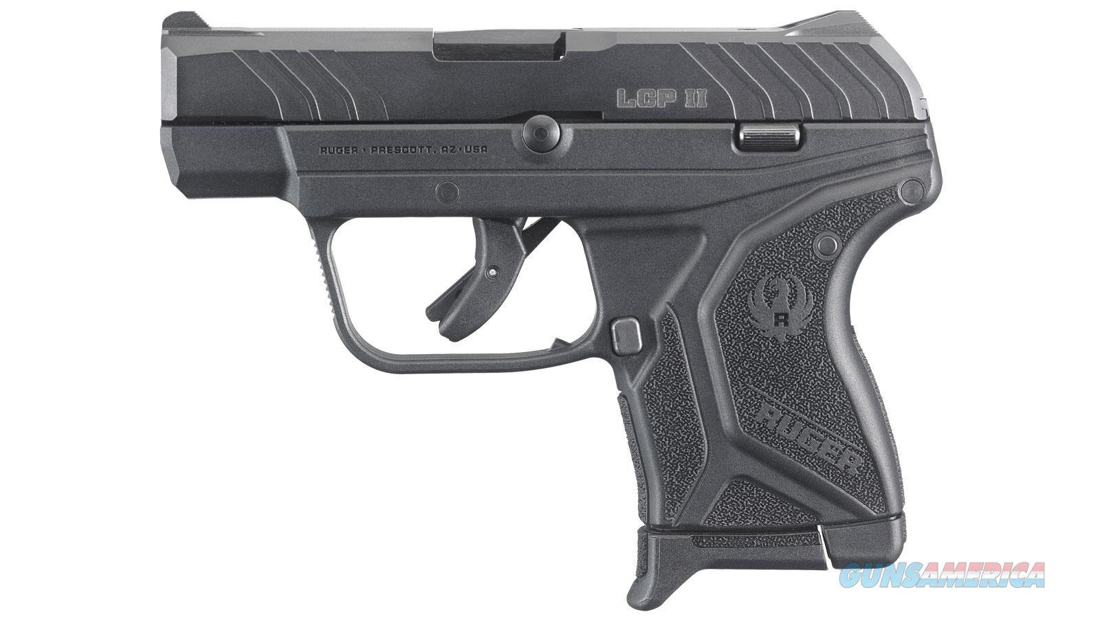 Ruger LCP II Pistol  Guns > Pistols > Ruger Semi-Auto Pistols > LCP