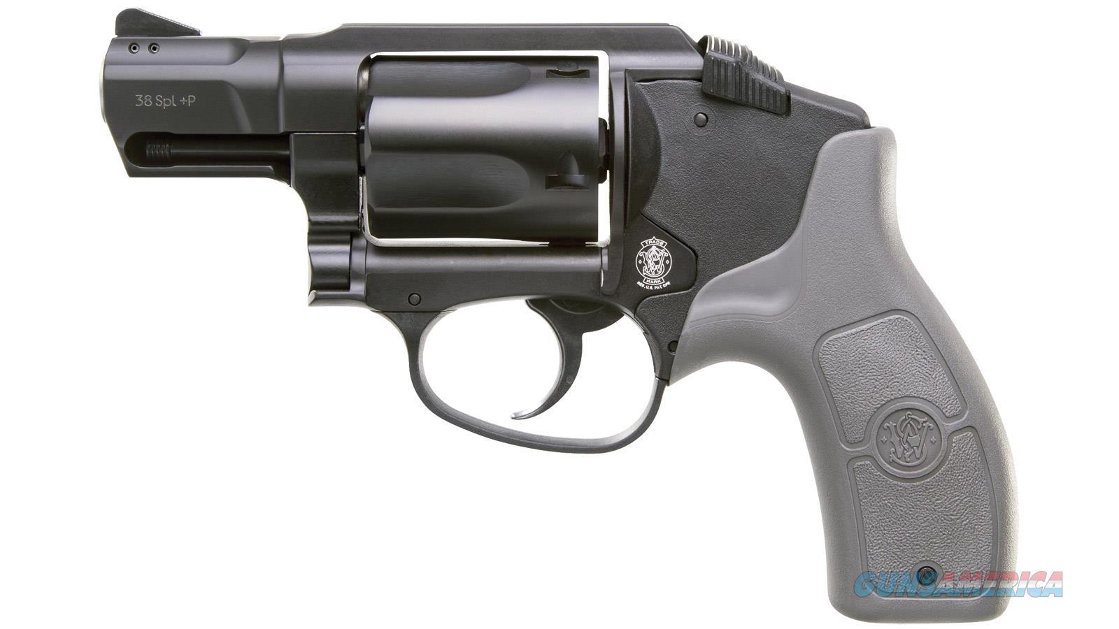 Smith & Wesson Bodyguard 38SPL Revolver - No Laser  Guns > Pistols > Smith & Wesson Revolvers > Small Frame ( J )