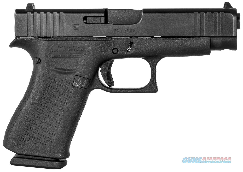 Glock 48 9MM Pistol - 10 + 1 round count  Guns > Pistols > Glock Pistols > 19/19X