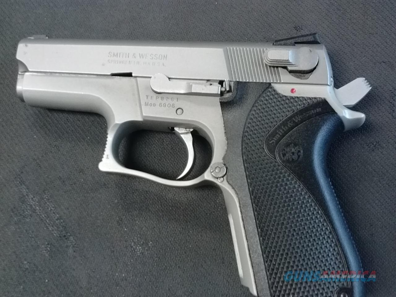used s w model 6906 9mm pistol for sale. Black Bedroom Furniture Sets. Home Design Ideas
