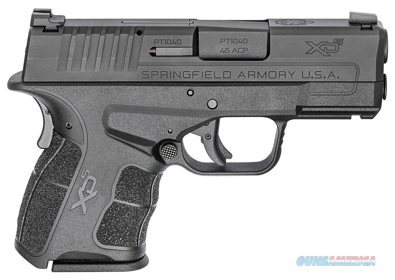 Springfield XD-S 45ACP Pistol Mod 2  Guns > Pistols > Springfield Armory Pistols > XD-S