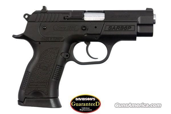 EAA SAR ARMS - B6P 9MM - ON SALE!  Guns > Pistols > EAA Pistols > Other