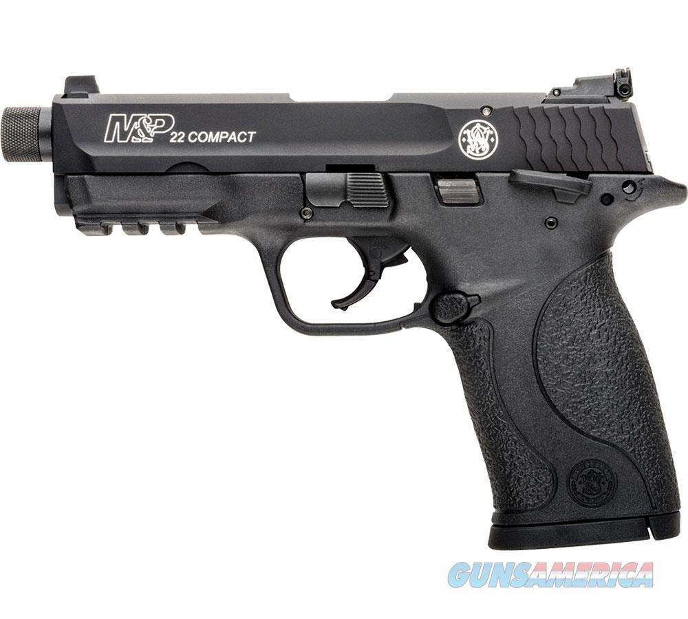 S w m p compact suppressor ready