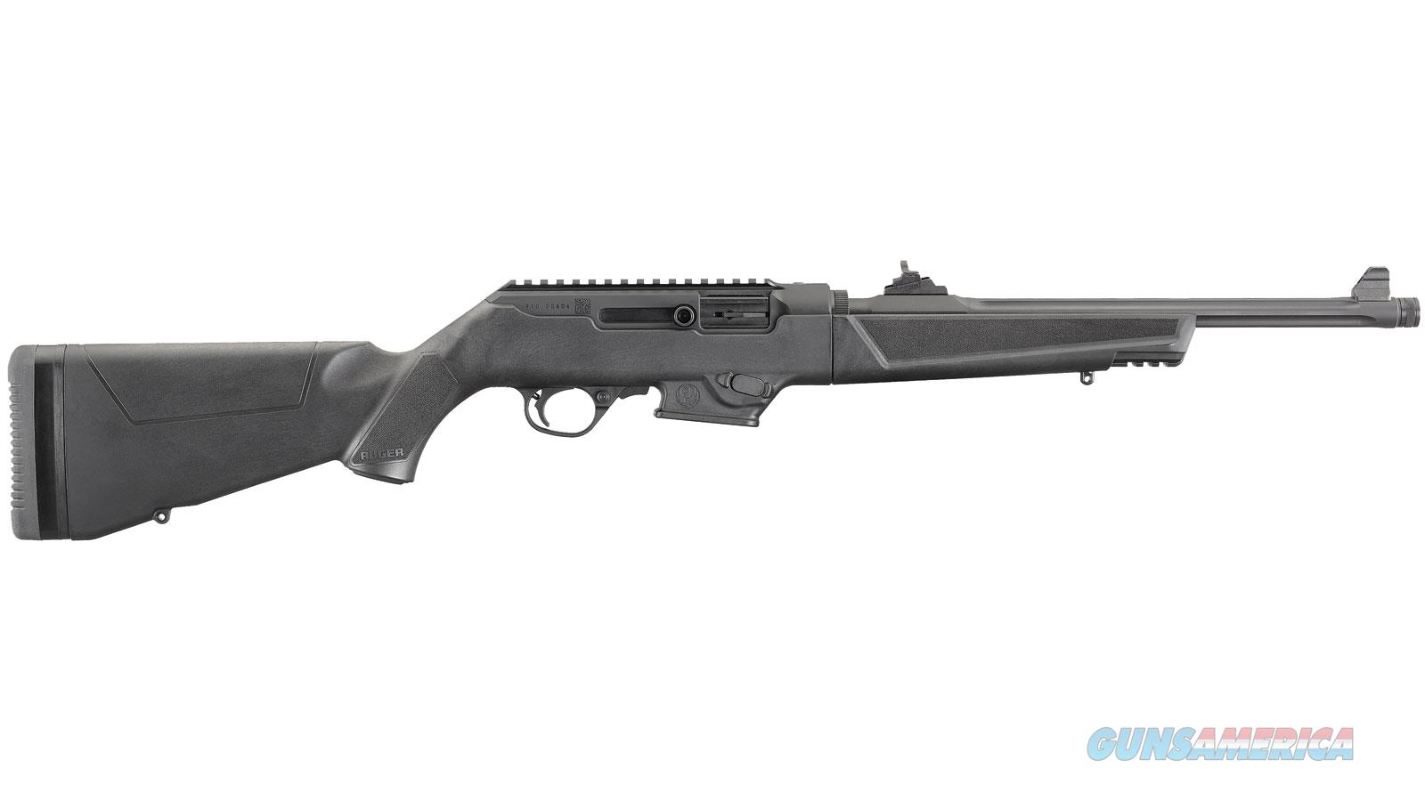 Ruger PC Carbine 9MM Takedown Rifle - 10RD  Guns > Rifles > Ruger Rifles > 10-22