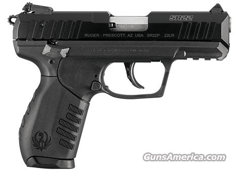Ruger SR22 Talo Edition - 3 Magazines  Guns > Pistols > Ruger Semi-Auto Pistols > SR Family