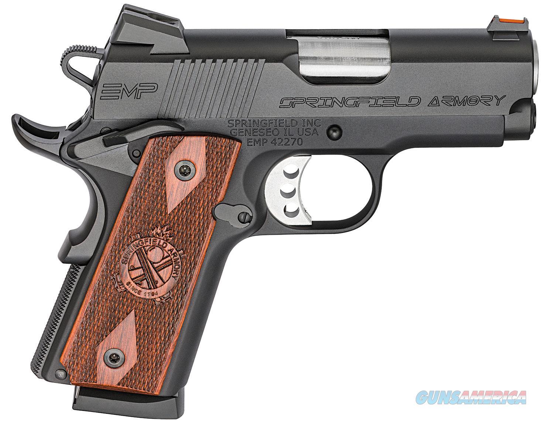 Springfield EMP 9MM Lightweight Champion Pistol  Guns > Pistols > Springfield Armory Pistols > 1911 Type