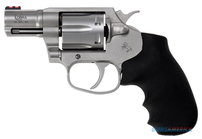 Colt Cobra 38SPL Revolver  Guns > Pistols > Colt Double Action Revolvers- Modern