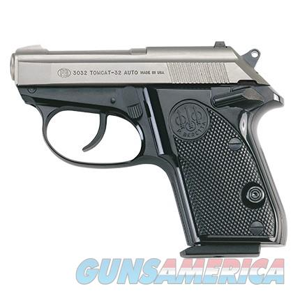 Beretta Tomcat 32ACP Two Tone Pistol   Guns > Pistols > Beretta Pistols > Small Caliber Tip Out