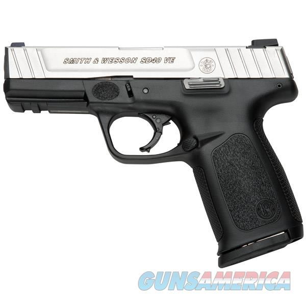 Smith & Wesson SD40VE - 40S&W  Guns > Pistols > Smith & Wesson Pistols - Autos > Polymer Frame