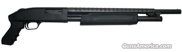 Mossberg 500 20GA Pistol Grip  Guns > Shotguns > Mossberg Shotguns > Pump > Tactical