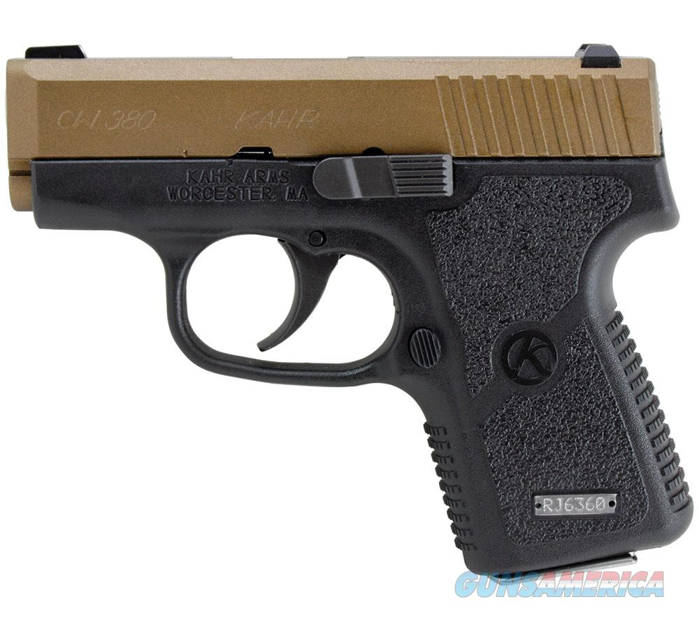 KAHR® ARMS CW 380ACP SERIES Pistol in BURNT BRONZE   Guns > Pistols > Kahr Pistols