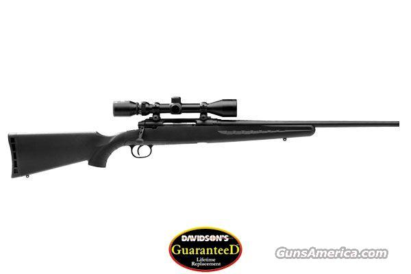 Savage Axis XP 308 with Scope   Guns > Rifles > Savage Rifles > Accutrigger Models > Sporting
