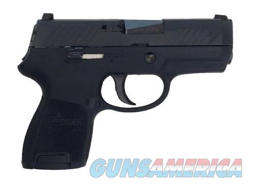 Sig Sauer P320 Sub-Compact 9MM  Guns > Pistols > Sig - Sauer/Sigarms Pistols > Other