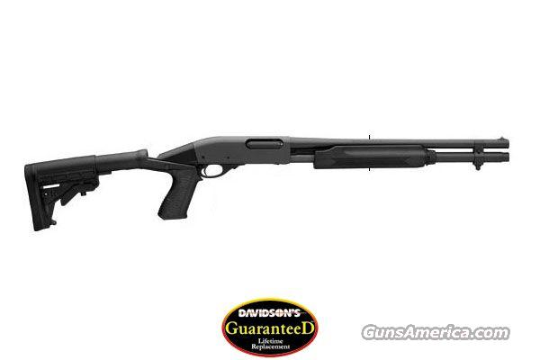 Remington 870X Tactical 20GA  Guns > Shotguns > Remington Shotguns  > Pump > Tactical