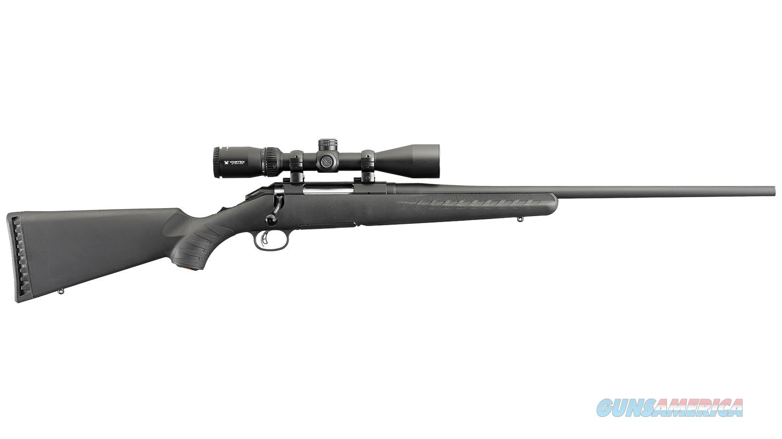 Ruger American 308 Rifle with Scope  Guns > Rifles > Ruger Rifles > American Rifle