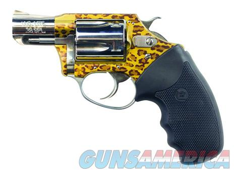 Charter Arms 38SPL Leopard Revolver  Guns > Pistols > Charter Arms Revolvers
