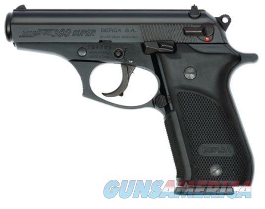 Bersa Thunder 380 + Pistol Combat Edition  Guns > Pistols > Bersa Pistols