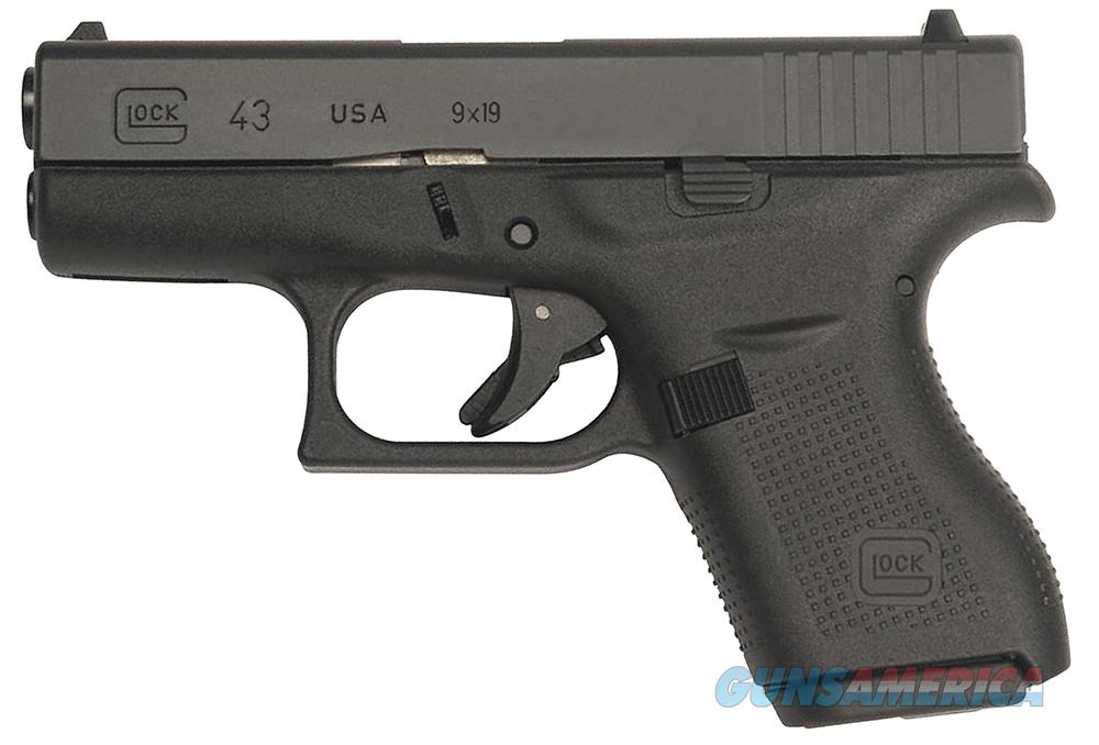 Glock 43 9MM - Long Awaited is Here  Guns > Pistols > Glock Pistols > 42