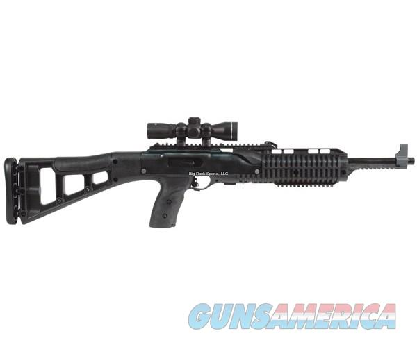 "Hi-Point 995TS4XRGB Semi-Auto Rifle 9mm 16-1/2"" Blk w/4x RGB Scope   Guns > Rifles > Hi Point Rifles"