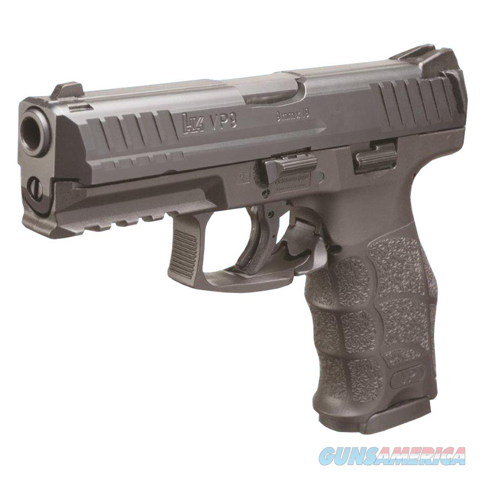 H&K VP9 9MM STRIKER FIRE 15RD 9MM Pistol  Guns > Pistols > Heckler & Koch Pistols > Polymer Frame