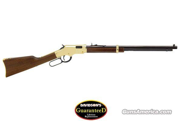 Henry Golden Boy 22LR  Guns > Rifles > Henry Rifle Company
