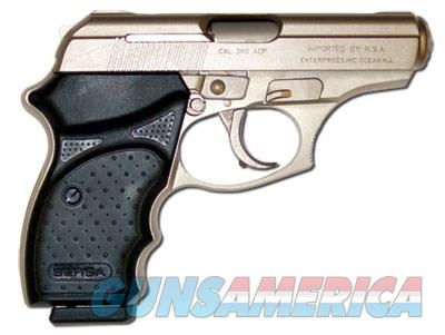 BErsa Thunder 380 Talo Concealed Carry Model in Nickel  Guns > Pistols > Bersa Pistols