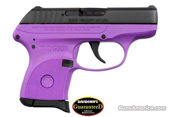Ruger LCP Lady Lilac! - ON SALE  Guns > Pistols > Ruger Semi-Auto Pistols > LCP