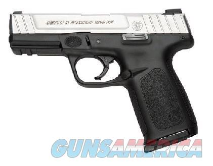 S&W SD9VE 9MM Pistol - 17 rounds  Guns > Pistols > Smith & Wesson Pistols - Autos > Polymer Frame