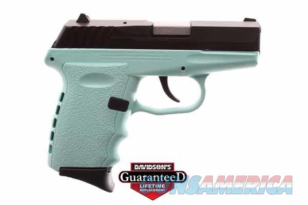 SCCY 9MM Pistol Special Teal Finish  Guns > Pistols > S Misc Pistols