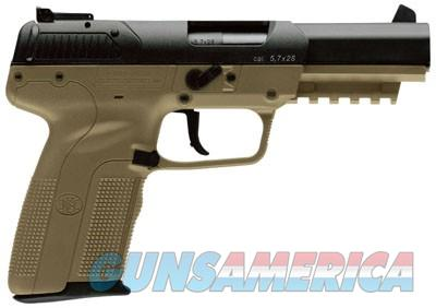 FN Five-Seven 5.7x28 Pistol FDE - Three 20RD Mags LE Model  Guns > Pistols > FNH - Fabrique Nationale (FN) Pistols > FiveSeven