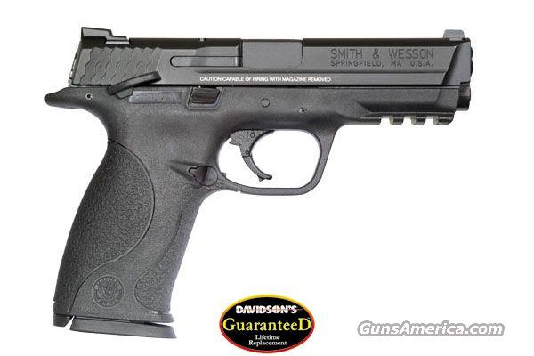 Smith & Wesson M&P 9MM 17RD  Guns > Pistols > Smith & Wesson Pistols - Autos > Polymer Frame