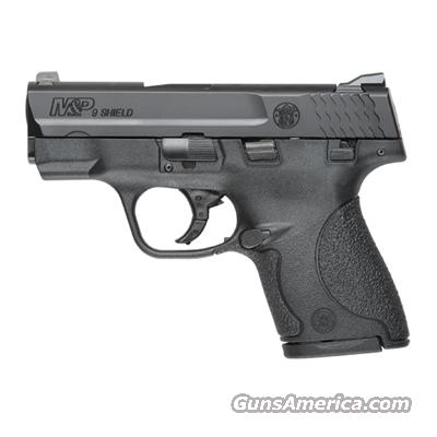 Smith & Wesson Shield 9MM w/Safety  Guns > Pistols > Smith & Wesson Pistols - Autos > Shield