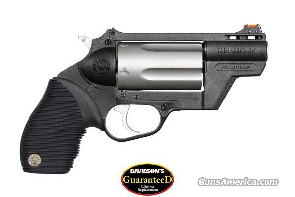 Taurus Public Defender Poly Stainless Steel  Guns > Pistols > Taurus Pistols/Revolvers > Revolvers