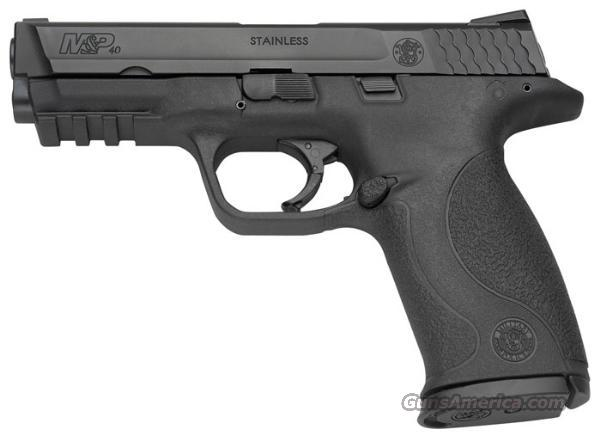 USED - S & W M&P 40 No Safety Model - Sale Price  Guns > Pistols > Smith & Wesson Pistols - Autos > Polymer Frame