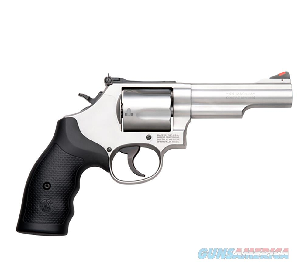 S&W Model 69 Combat 44 Magnum  Guns > Pistols > Smith & Wesson Revolvers > Full Frame Revolver