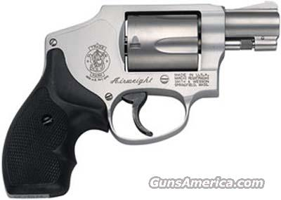 S&W Model 642 Airweight  Guns > Pistols > Smith & Wesson Revolvers > Pocket Pistols